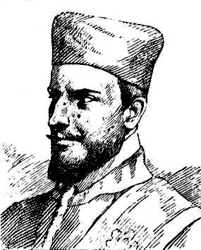 作曲家フランチェスコ・カヴァッリの肖像画