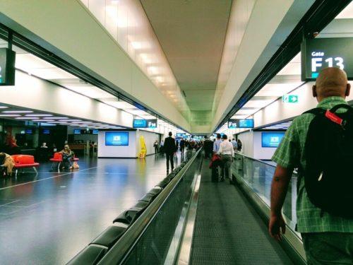 ウィーン空港の写真