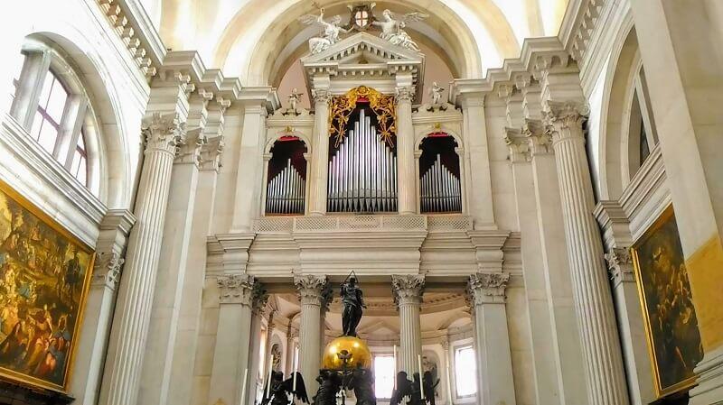 サン・ジョルジョ・マッジョーレ聖堂の写真