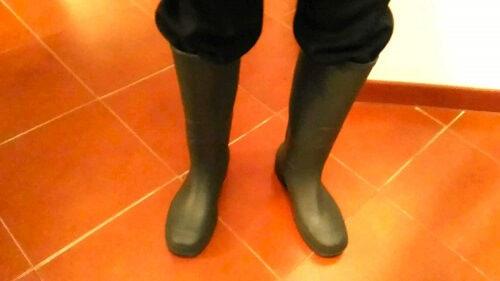 アクア・アルタ用の長靴