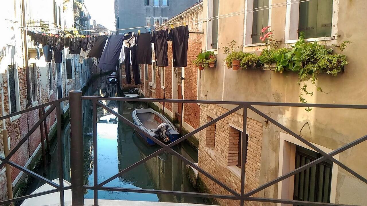 ヴェネツィアに住む場所あるの?