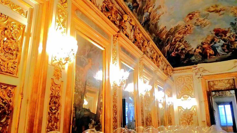 ルネサンス~バロック時代の建物、リッカルディ宮