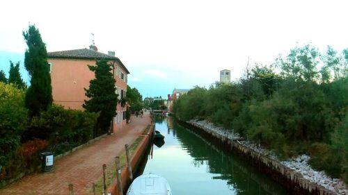 ベネチア離島―トルチェッロ島