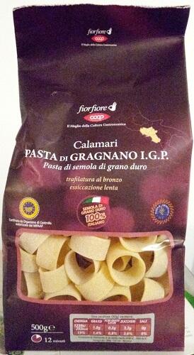 イタリア留学中の自炊食材、Coopのおいしいパスタ