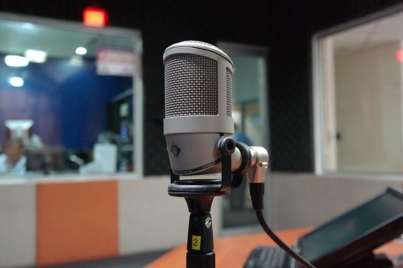 ボイトレスクールでレコーディング