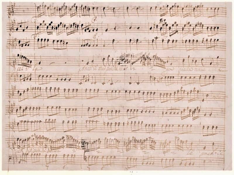 ヴィヴァルディのオペラ《セミラーミデ》よりアリア「Anch'il mar par che sommerga」